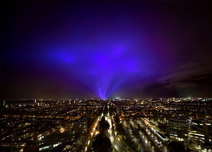 Glow Eindhoven een jaar geleden