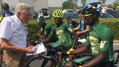 Rwandese renners rijden 25 koersen in Vlaanderen (met Eeklo als uitvalsbasis)