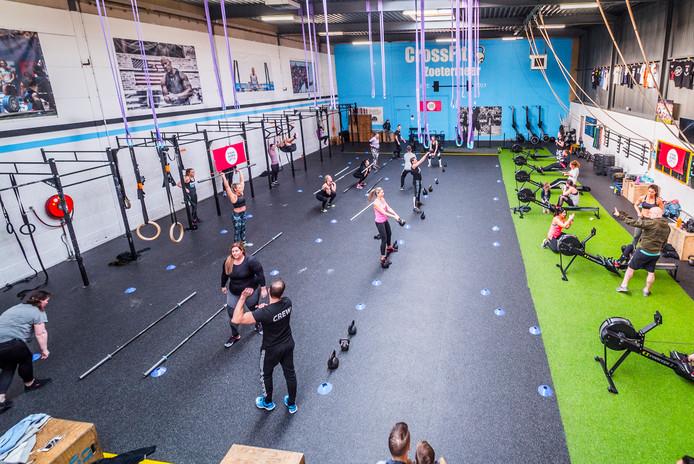 Een impressie van een CrossFit locatie