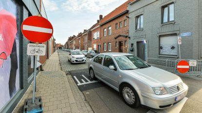 Eenrichtingsverkeer Bakkerstraat wordt definitief