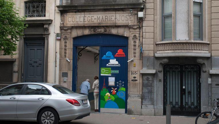 In Antwerpen kan er gestemd worden in de school 'Lycée Français International Anvers'