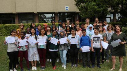 OKAN-leerlingen krijgen taaldiploma