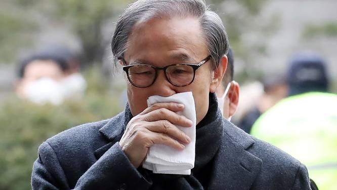 Hooggerechtshof Zuid-Korea bevestigt celstraf van 17 jaar voor oud-president