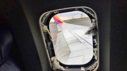 Honderden Boeings blijven aan de grond na ongeval waarbij vrouw uit vliegtuig werd gezogen