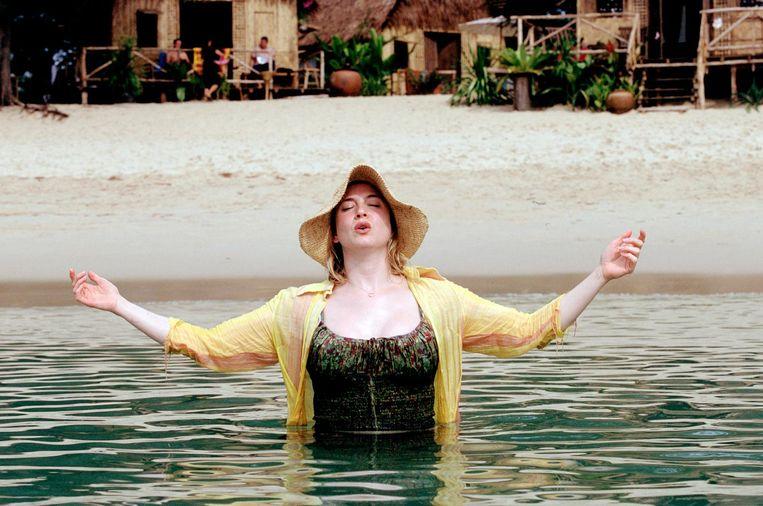 Het onovertroffen gevoel voor humor van auteur Helen Fielding maakt Bridget ook twintig jaar na dato nog hilarisch Beeld Hollandse Hoogte