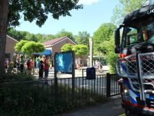 Basisschool Eloy in Ugchelen ontruimd vanwege dampend plastic speelgoed
