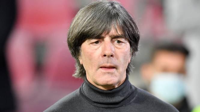 Duitse bond hakt knoop definitief door: Joachim Löw blijft bondscoach