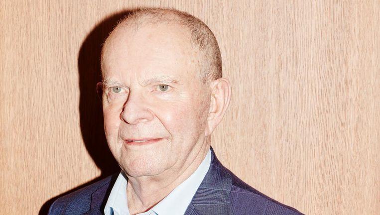 Wilbur Smith: 'Aan het begin van de jaren vijftig reisde ik al naar Egypte, naar al die plekken die ik later in mijn boeken zou beschrijven' Beeld Valentina Vos