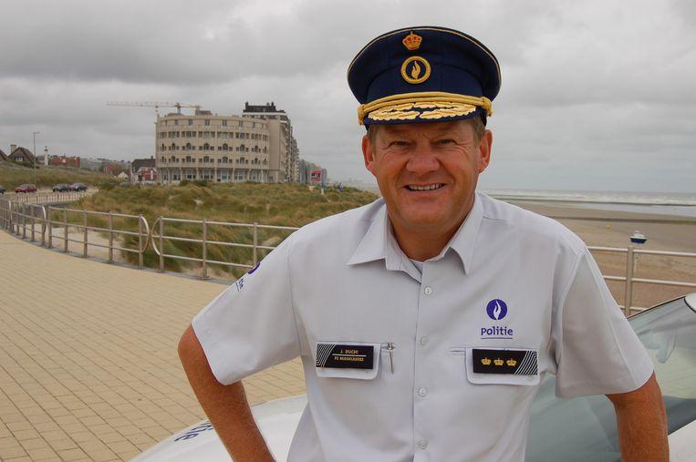 Korpschef Joos Duchi (59) gaat in maart 2020 met pensioen, maar de gemeenteraad gunt hem geen eretitel.