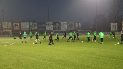 Dertien jeugdtrainers VK Ninove staken