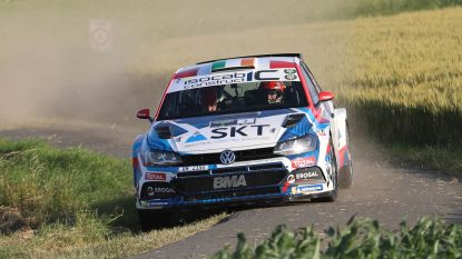 Noord-Ier Breen wint Ypres Rally