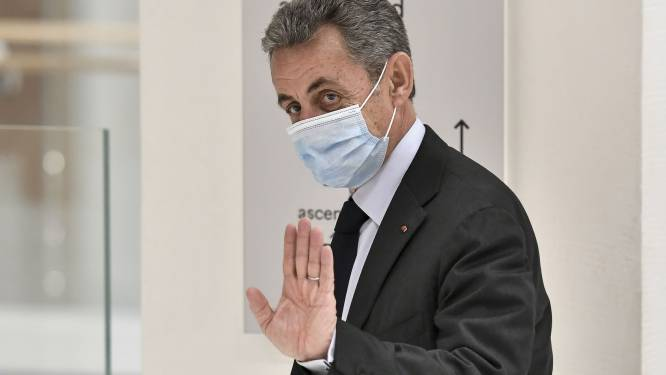 """Nicolas Sarkozy haalt uit naar de """"schandes die hem al zes jaar achtervolgen"""""""