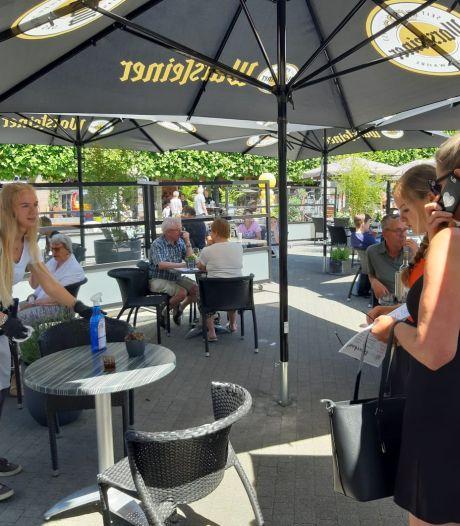 Een vleugje Ibiza op de Markt in Wijchen: 'Bij eerste drankje klonk applaus'