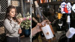 """""""Af en toe kan het tegenvallen, maar er komen ook mooie verrassingen"""": Sepideh helpt je om je eigen wijnsmaak af te bakenen"""