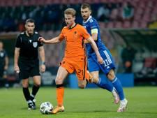 Oranje stelt ook teleur in tweede interland onder De Boer met doelpuntloos gelijkspel in Bosnië