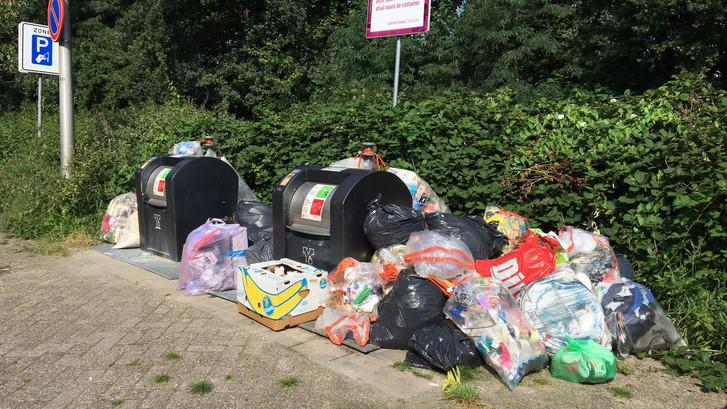 Dump hier uw afvalfoto's uit Enschede
