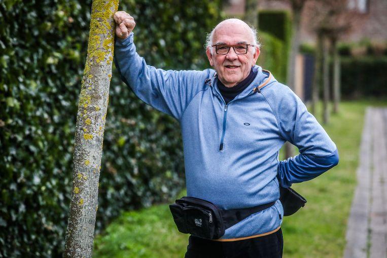 Wandelaar Marc Buelens kon zich niet inschrijven voor de Dodentocht en vraagt de organisatoren om een oplossing te bedenken.