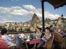 Turk viert zelden in buitenland vakantie