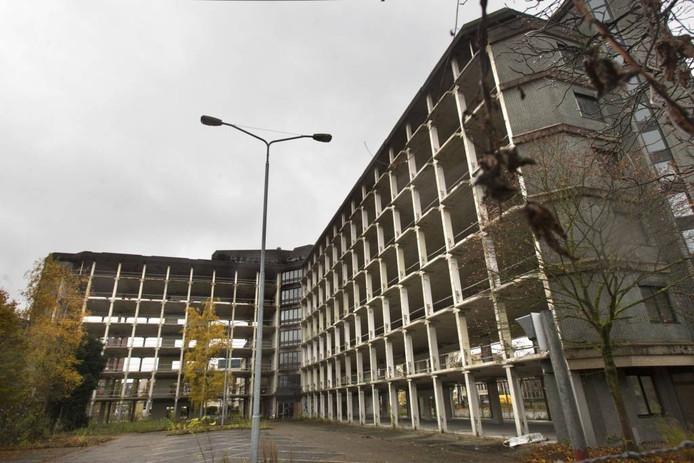Het voormalige Philipspand HCZ aan de Vonderweg in Eindhoven