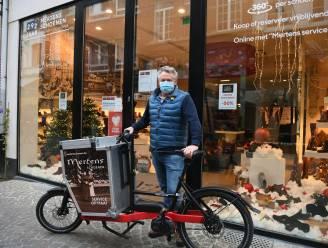 """Leuven.Dropt moet oplossing bieden aan toevloed van pakjes: """"Vooral interessant voor handelaars die pas beginnen met online verkoop"""""""