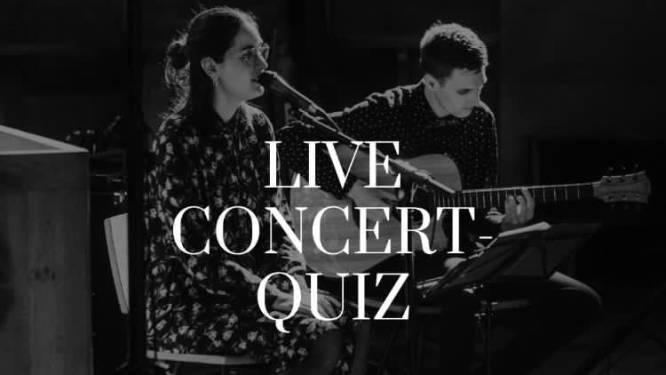 """Sarah Neyrinck en Steve Herrijgers organiseren livestream én muziekquiz: """"We missen het spelen"""""""