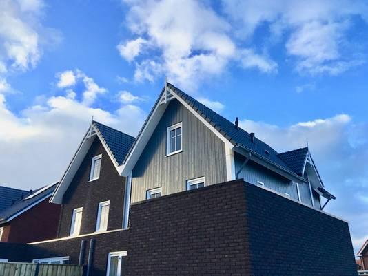De Scandinavische velden, een woonwijk in Zierikzee.