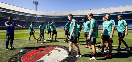 Speler van Feyenoord test positief op coronavirus