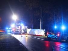 Omgekomen automobilist op Bornerbroeksweg is 35-jarige man uit Enter