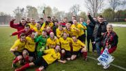 Plots voetbalkampioen, maar geen titelfeest