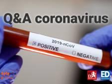 Vanavond live vragenuur met deskundigen over het coronavirus, stel nu alvast je vraag