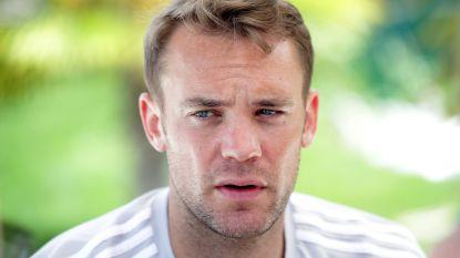"""Aan tafel met Manuel Neuer, net op tijd fit om WK-titel te verdedigen: """"Wij nemen België zéér ernstig"""""""