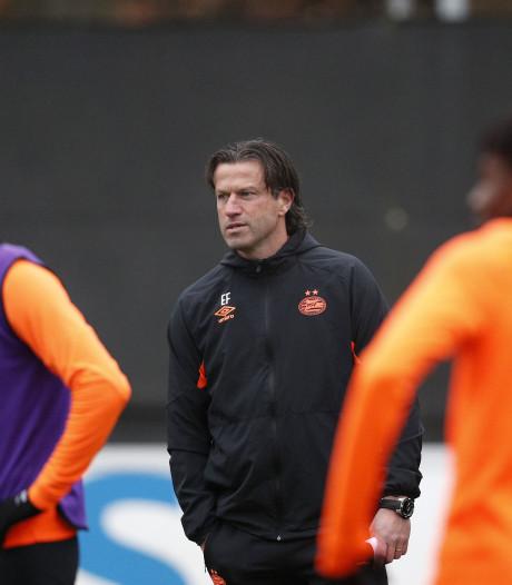 Faber trekt bij PSV aan de noodrem: 'Het is graag of niet, in alle opzichten'