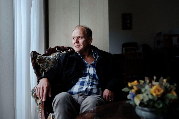 Ton Bogers lag anderhalf jaar in het ziekenhuis nadat het misging met zijn Endobarrier. Beeld Merlin Daleman