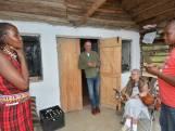 Jeroen Tollenaar, de Masai-man uit Terneuzen
