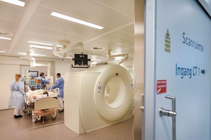 Een CT-scan. Foto ter illustratie.