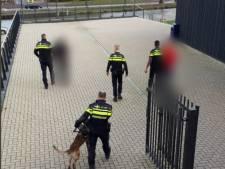 Drietal veroorzaakt op gestolen scooter ongeluk in Schiedam