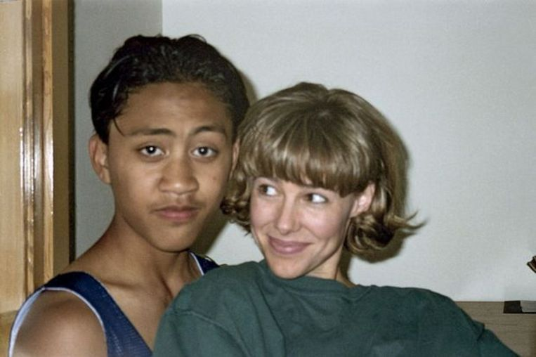 Tiener Vili Fualaau en dertiger Mary Kay Letourneau in de jaren negentig.