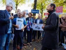 Omwonenden eisen landelijke stop op kleinschalige gaswinning
