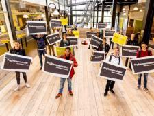 Zoetermeer verwelkomt nieuwe studenten: 'Het is echt fantastisch hier'