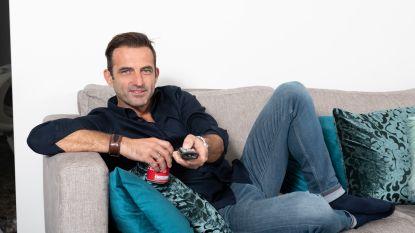 """De tv-gewoontes van Gunther Levi: """"Ik vind 'Familie' beter gemaakt dan 'Thuis'"""""""
