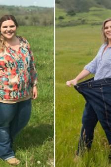 De 129 à 73 kilos: Une Américaine livre ses 5 astuces pour perdre du poids