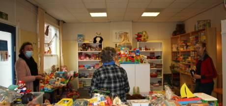 Vincentius verandert restaurant in speelgoedwinkel: geen beurs in Sint-Janslyceum