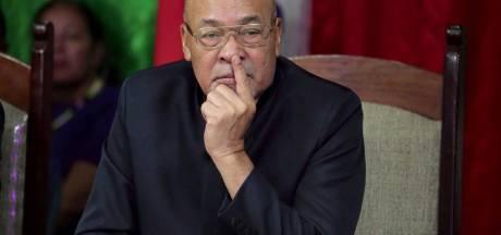 Hun president is voor moord veroordeeld, maar Surinamers maken zich niet druk