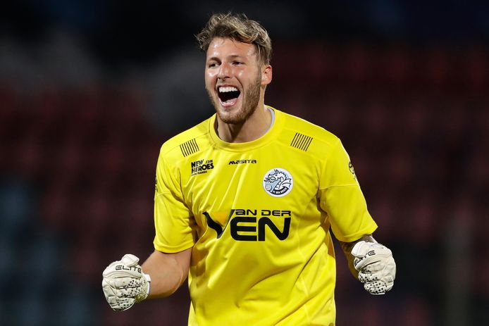 Nick Leijten stond vier seizoenen bij FC Den Bosch onder contract.