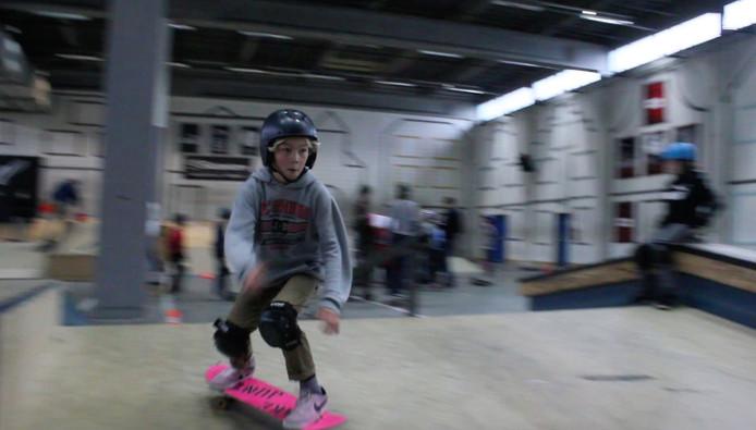 Skatercursus