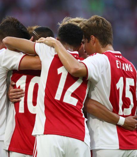 Ajax haalt de Helmond Cup na bijna tien jaar terug naar Nederland