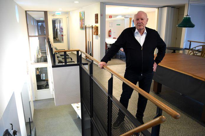 Voorzitter Willem de Boek van de Geubelcommissie hoopt het dorpshuis met vrijwilligers te kunnen voortzetten. ,,De Geubel is van groot belang voor het dorp. Er is hier al zoveel verdwenen aan voorzieningen'', zegt hij.