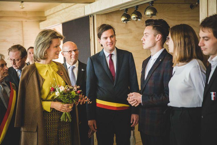 Mathias De Clercq behoudt de tricolore burgemeesterssjerp.