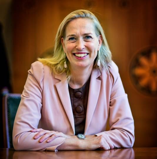 Barbara Oomen.