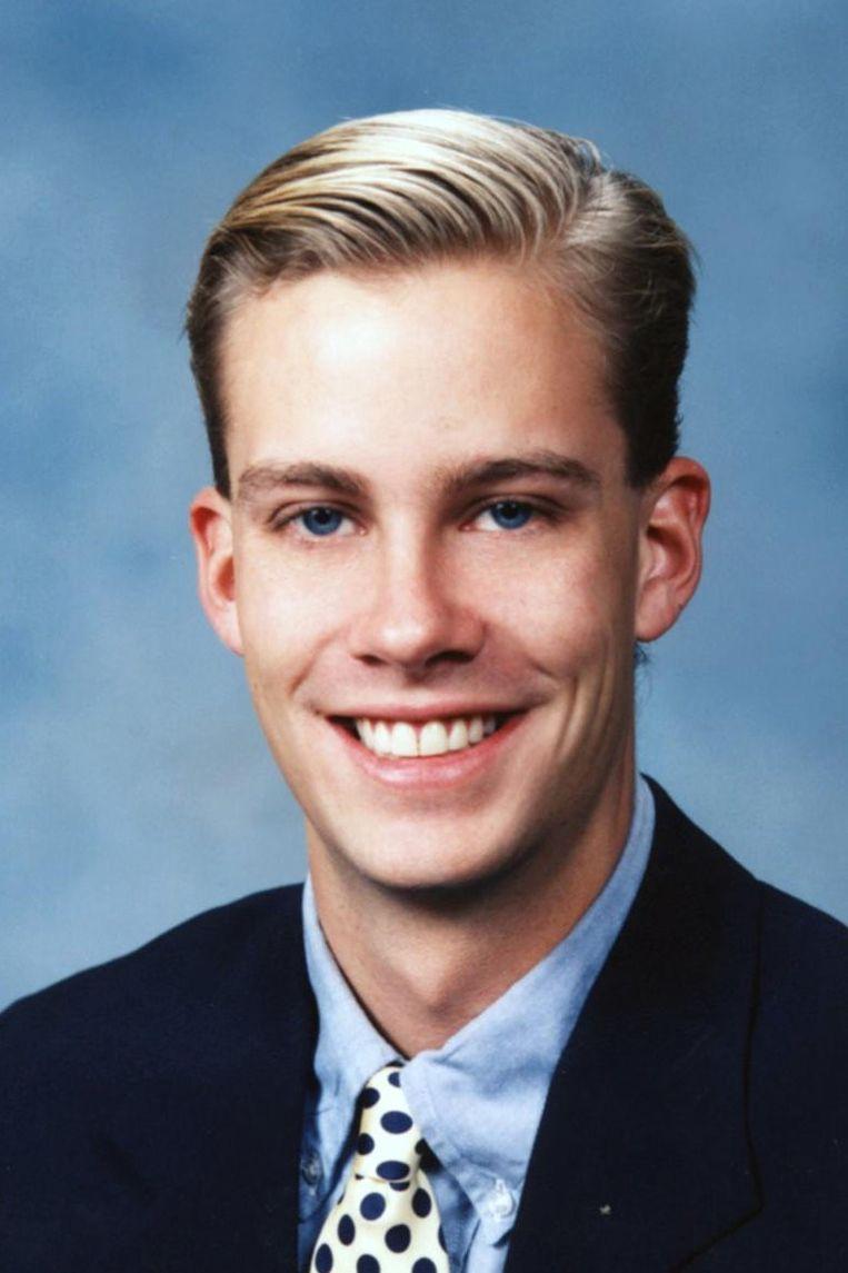 Scott Michael Johnson, na 17 jaar geïdentificeerd als slachtoffer van 9/11.